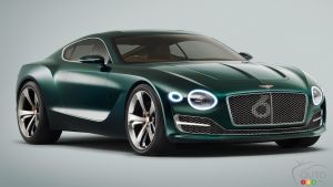 Le concept Bentley EXP 10 Speed 6 verra finalement le jour