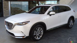 2016 Mazda CX-9 Review