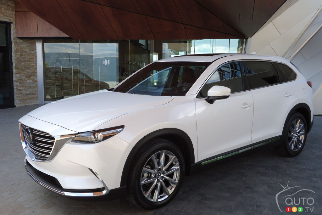 2016 Mazda Cx 9 Is Built To Perfection Car Reviews Auto123