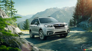 Refreshed 2017 Subaru Forester arrives in Canada at $25,995