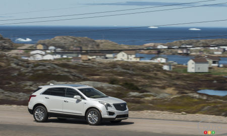 2017 Cadillac XT5 Platinum Review