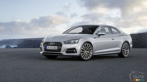 All-new 2017 Audi A5 Coupe and S5 Coupe unveiled