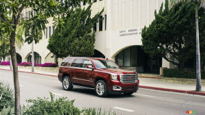 GMC Yukon SLT Premium Edition coming to dealers soon