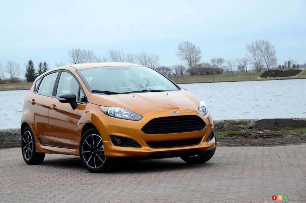 2016 Ford Fiesta SE Review