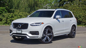 2016 Volvo XC90 T6 AWD R-Design Review
