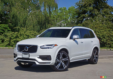 Volvo Xc90 R Design >> 2016 Volvo Xc90 T6 Awd Proves Volvo Is Back In A Big Way