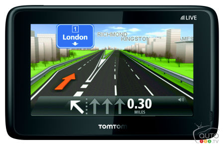 Volvo announces TomTom as global navigation provider