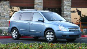 Kia Sedona recalled in Canada, 2006-2012 models are affected