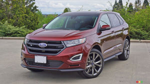 2016 Ford Edge Sport Review