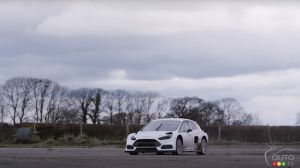 Ford Focus RS RX, Ken Block star in fourth Project RX video