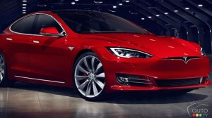 Tesla Model S 60 and 60D added to electric sedan lineup