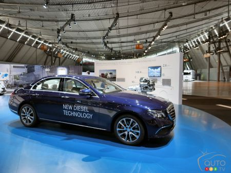 Mercedes-Benz TecDay: Mapping the future of mobility