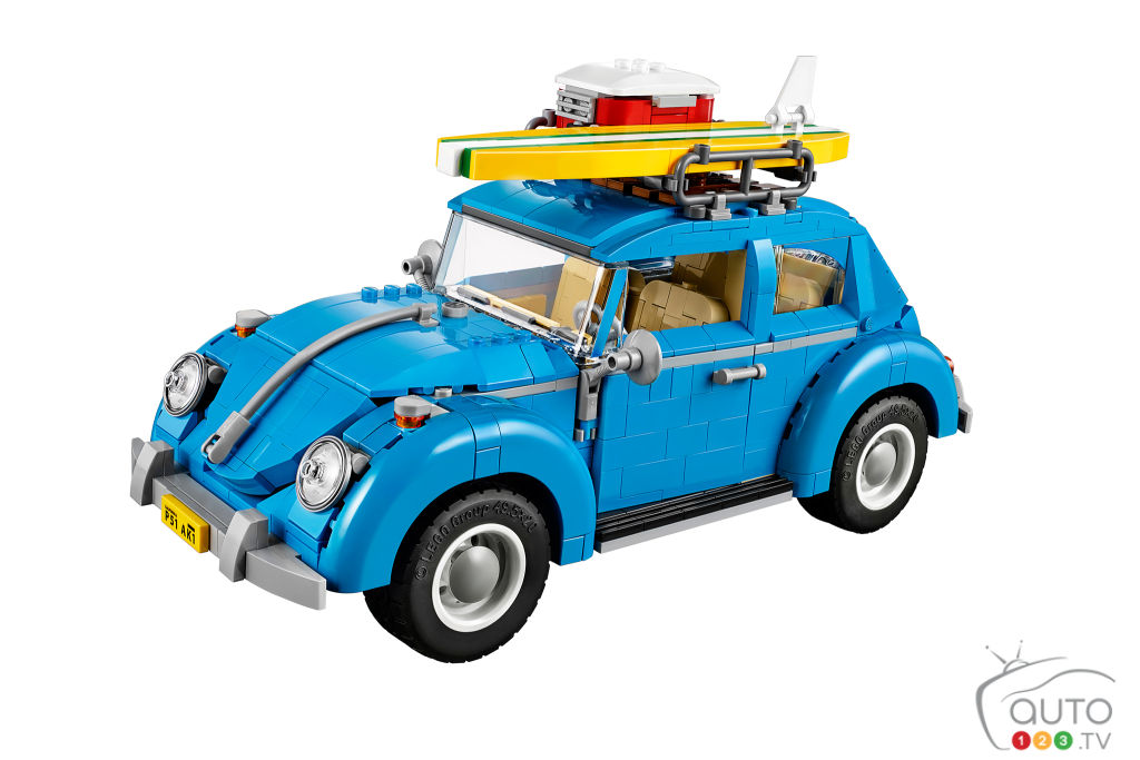 LEGO Volkswagen Beetle set ready to hit the shelves
