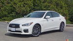 2016 Infiniti Q50 Red Sport 400 AWD Review