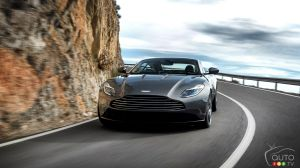 Aston Martin DB11 to make track debut at Goodwood Festival of Speed