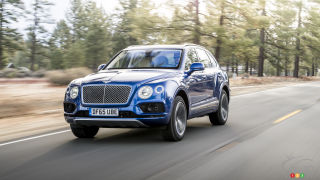 Bentley announces Goodwood Festival of Speed lineup
