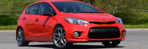 2016 Kia Forte5 SX Luxury Review