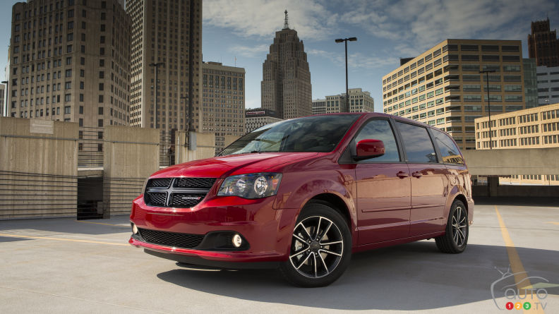 Some 9,000 Chrysler, Dodge, Ram vehicles recalled in Canada