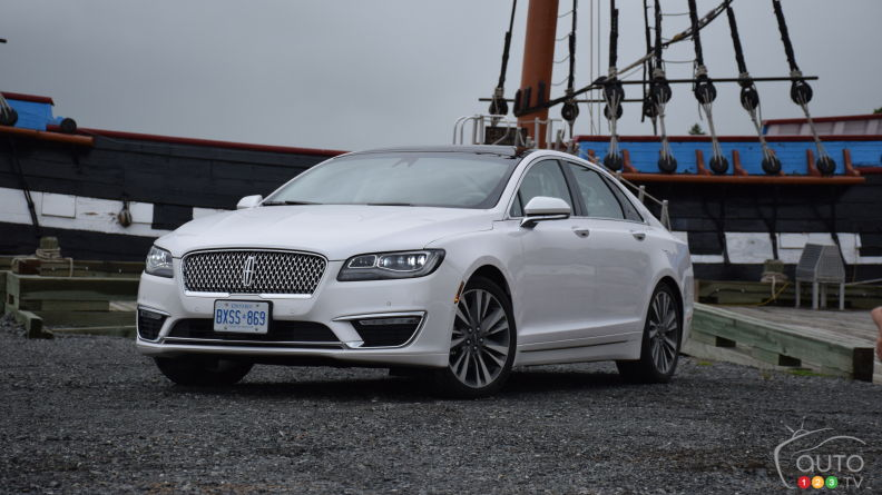 2017 Lincoln MKZ First Drive