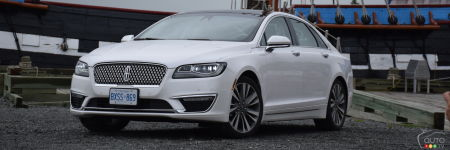 Lincoln MKZ 2017 : premières impressions
