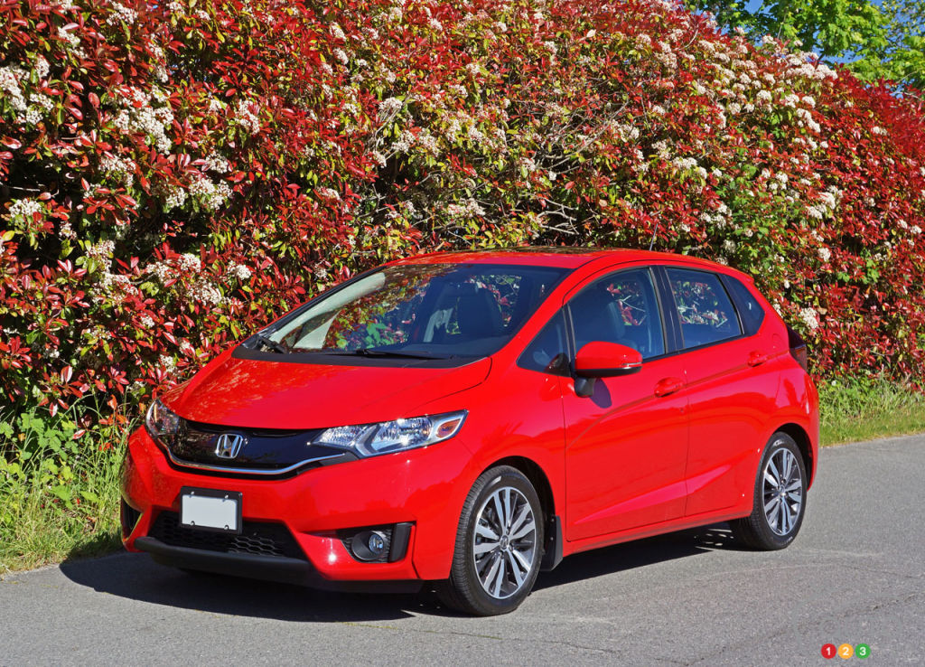 2016 Honda Fit EX-L Navi Review