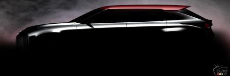 Paris 2016 : le concept Mitsubishi Ground Tourer sera dévoilé