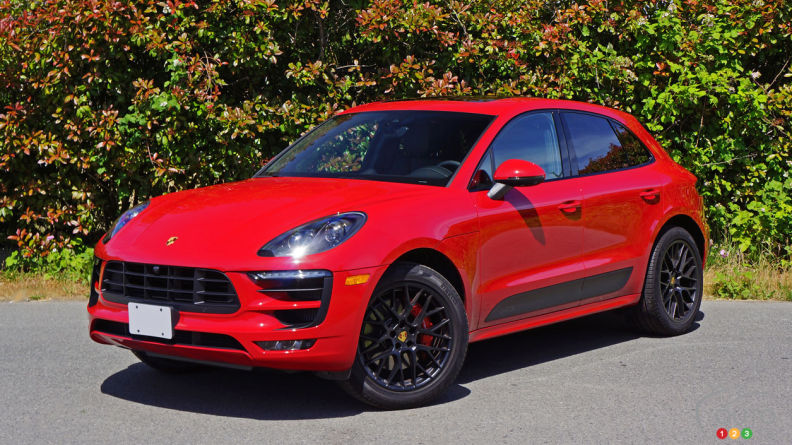 2017 Porsche Macan GTS Review
