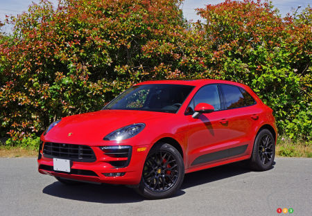 2017 Porsche Macan Gts Is Closest Suv To 911 Car Reviews