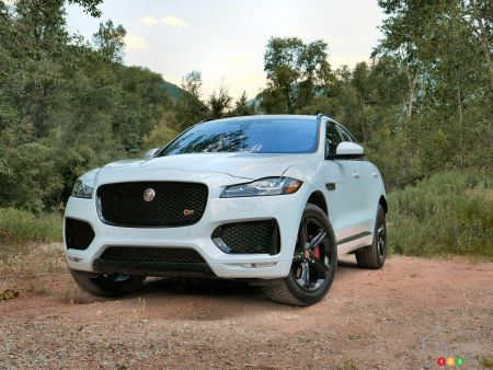 2017 Jaguar F-PACE Review