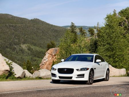 2017 Jaguar XE First Drive
