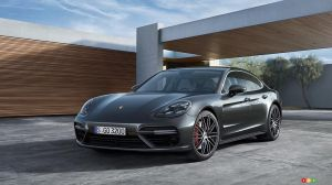 All-new 2017 Porsche Panamera finally revealed