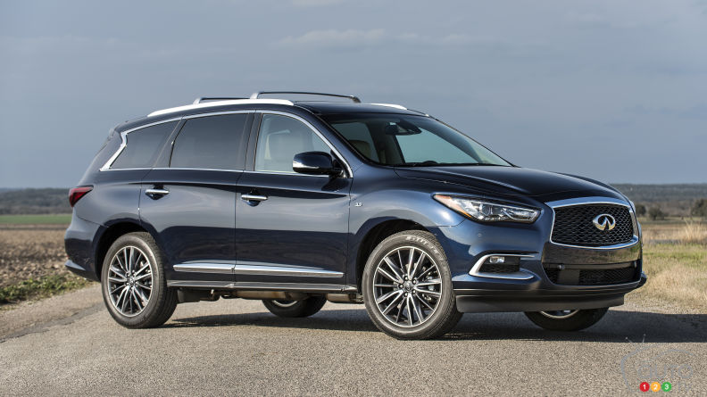 2016 Infiniti QX60 3.5 Review
