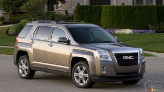 127,000 Chevy Equinox, GMC Terrain CUVs recalled in Canada