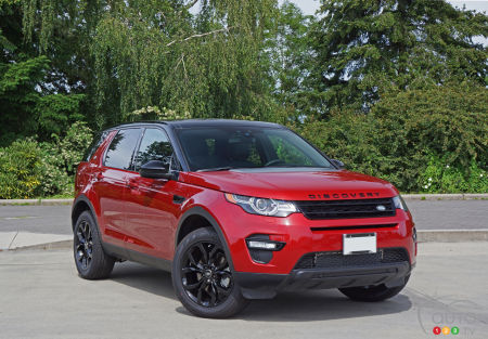 2016 Land Rover Discovery Sport HSE Road Test | Car Reviews | Auto123