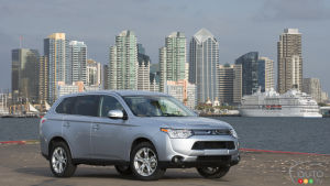 Mitsubishi Lancer, Outlander recalled due to rust