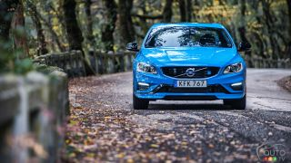 2017 Volvo S60 and V60 Polestar pricing announced
