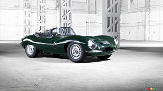 Exclusive Jaguar XKSS to make debut in Los Angeles