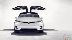 Accident impliquant un Tesla Model X : l'autopilotage en cause?