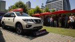 2017 Nissan Pathfinder makes global debut in Texas