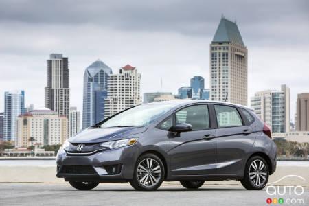 Honda Fit Ex >> 2016 Honda Fit Ex L Navi Cvt Road Test Car Reviews Auto123