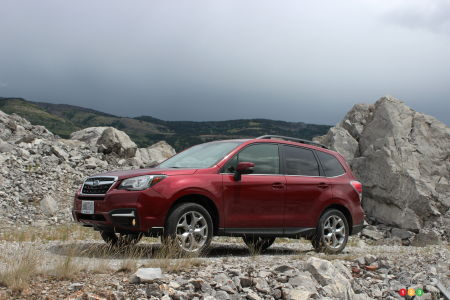 2017 Subaru Forester First Drive