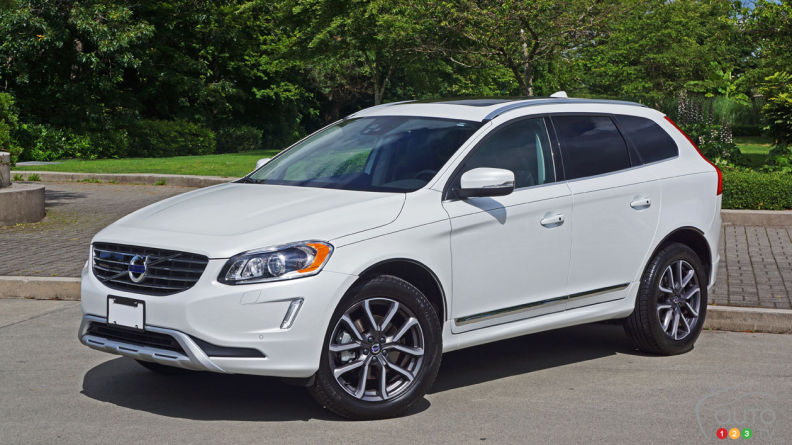 2016 Volvo XC60 T5 AWD SE Premier Review