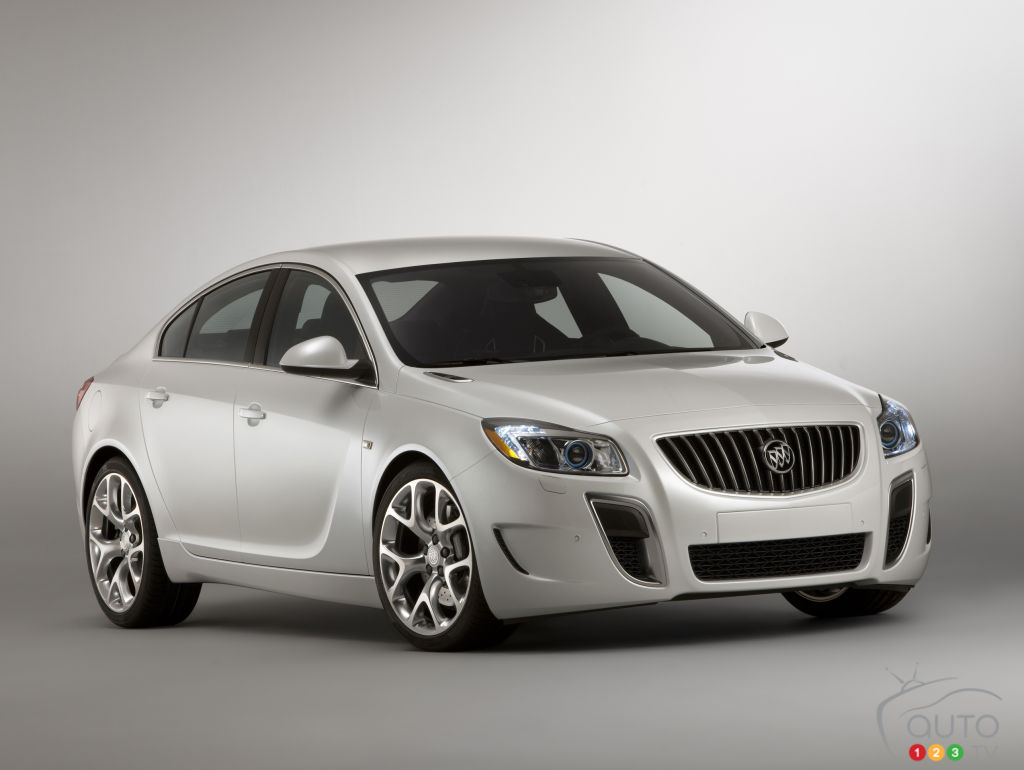 La Buick Regal 2011