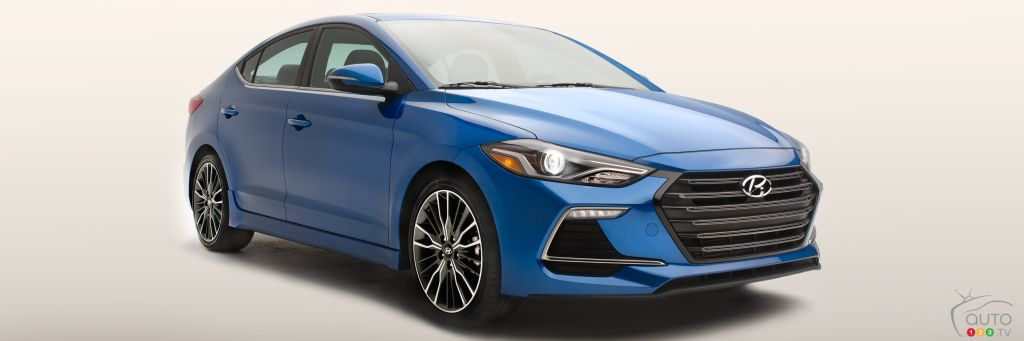 All-new Hyundai Elantra Sport announced for 2017
