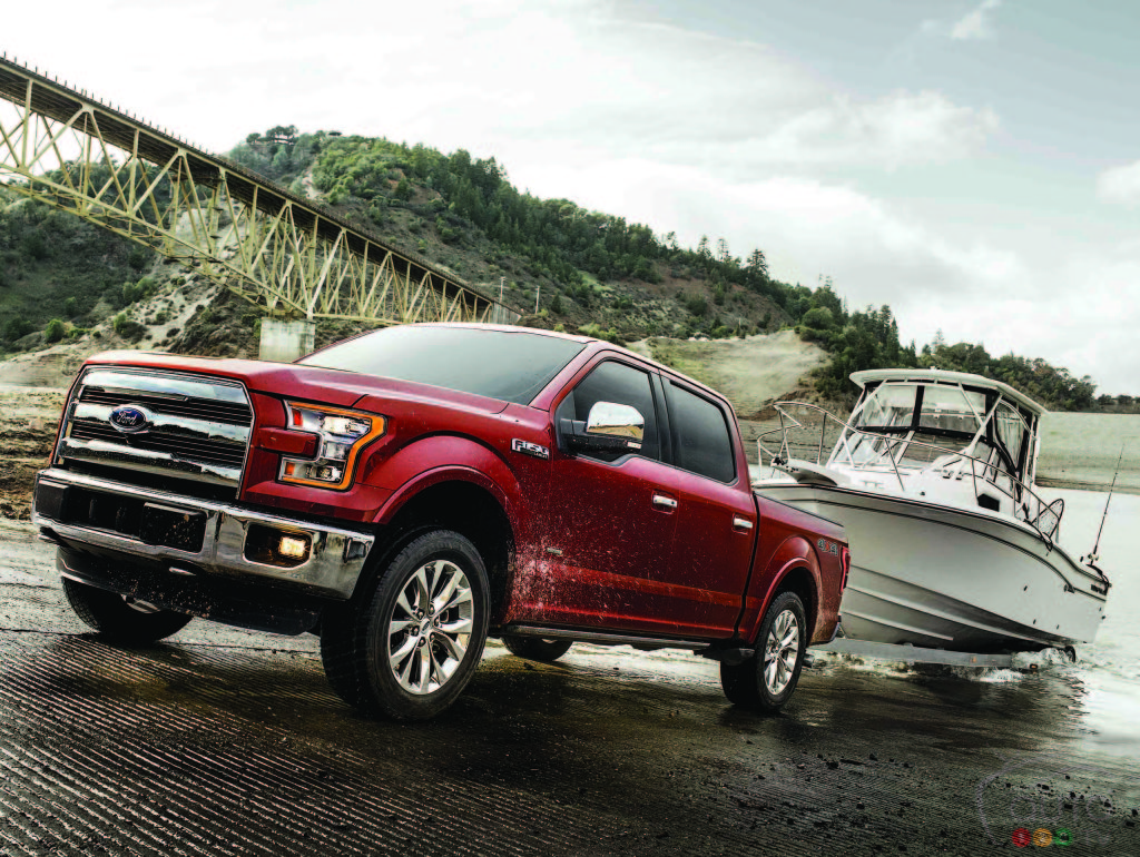 The 2017 Ford F-150