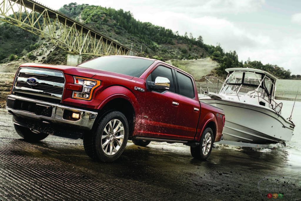 2017 ford f 150 gets new more powerful 3 5l ecoboost v6 car news auto123. Black Bedroom Furniture Sets. Home Design Ideas
