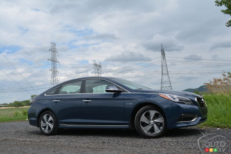 2016 Hyundai Sonata Plug-in Hybrid Ultimate Review
