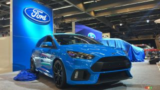 2016 Ford Focus RS deliveries now starting in the U.S.