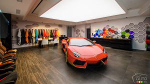 Customize your Lamborghini with Ad Personam Studio