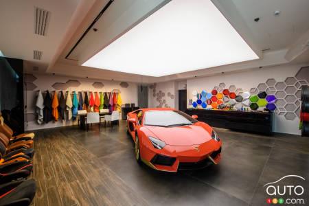 lamborghini s new studio lets you build your dream car industry